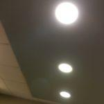 LED lights upgraded in Subway